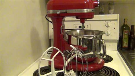 kitchenaid hp  quart professional  hd series stand
