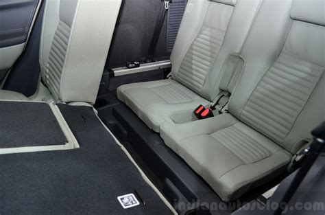 Land Rover Discovery Sport Third Row Seating At The 2014