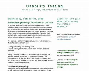usability testing toolkit resources articles and With usability test plan template