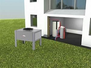 Luft Wärme Pumpe : luftw rmepumpe in splitbauweise baureihe basic comfort ~ Buech-reservation.com Haus und Dekorationen