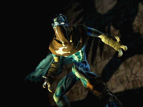 Raziel. Soul Reaver. Legacy Of Kain.