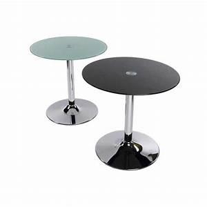 Table D Appoint Blanche : table d 39 appoint roll noire ~ Teatrodelosmanantiales.com Idées de Décoration