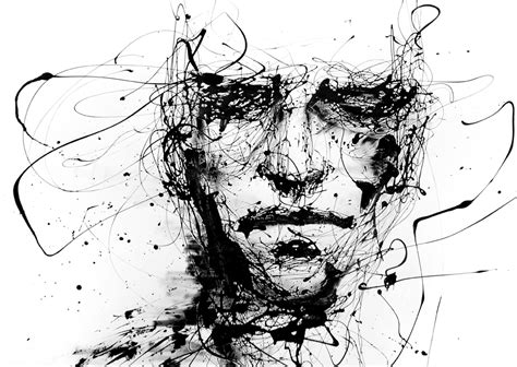 Abstract Black And White Drawings by Black And White Abstract Drawings 18 Hd Wallpaper