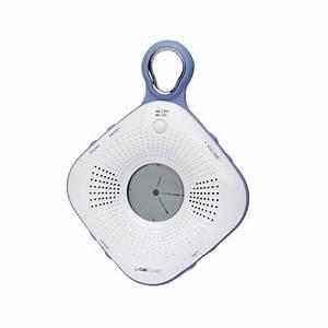 Uhr Für Badezimmer : duschradio badezimmer ukw radio lcd uhr alarm wecker badradio clatronic dr 836 ebay ~ Orissabook.com Haus und Dekorationen