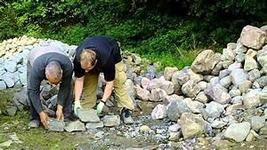 Steine Für Trockenmauer : basalt bruchsteine f r trockenmauer steingarten youtube ~ Michelbontemps.com Haus und Dekorationen