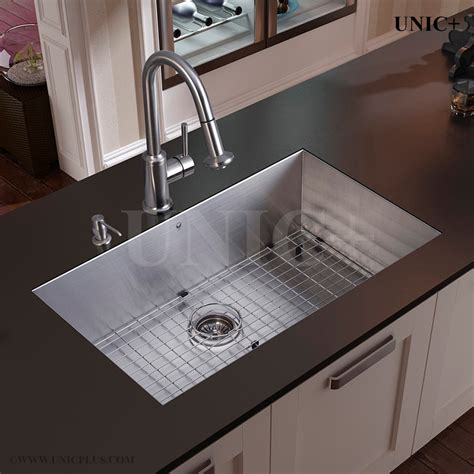 kitchen sink vancouver 27 inch zero radius style stainless steel mount 2959