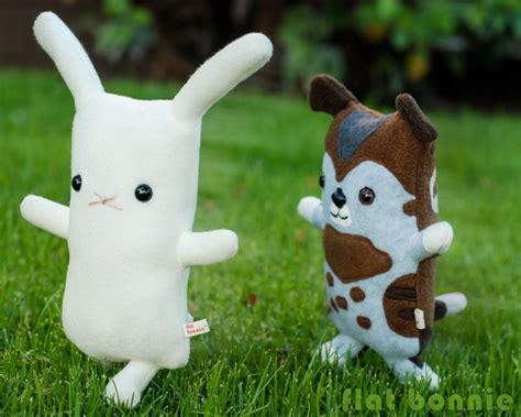 Stuffed Bunny Plush Rabbit Stuffed Animal Handmade Easter