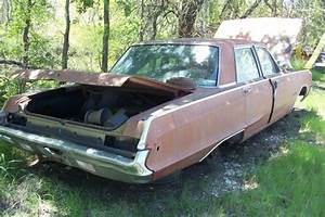 1968 Dodge Polara Parts Car 2