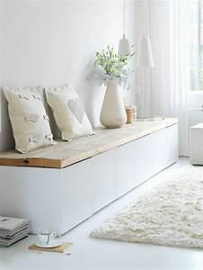 Banc En Bois Ikea : ikea besta einheiten in die inneneinrichtung kreativ ~ Premium-room.com Idées de Décoration