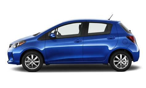 2015 Toyota Yaris Review by Road Test Review 2015 Toyota Yaris Se 5 Door 18