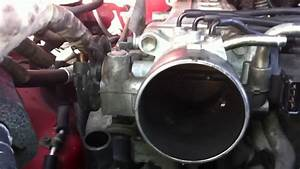 Throttle Body Inspection  22re 1989 Toyota Pickup