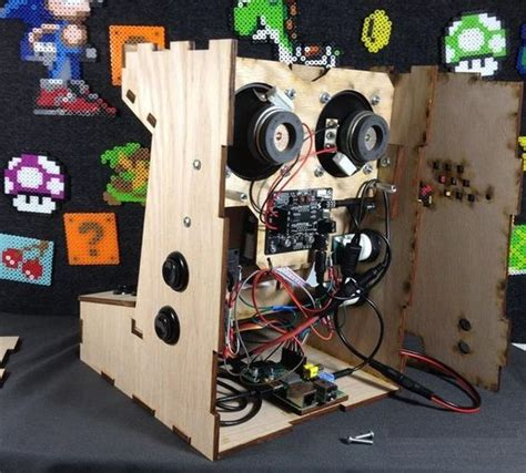 Raspberry Pi Arcade Cabinet Plans by The World S Catalog Of Ideas