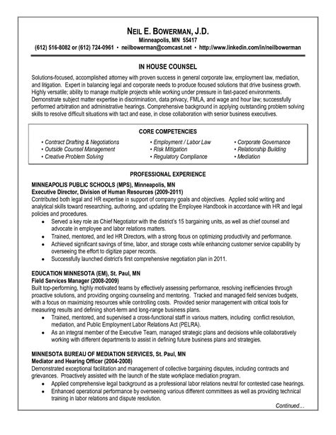 Patent Attorney Resume Format by Patent Attorney Trainee Cover Letter Flight Test Engineer
