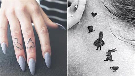 subtle disney tattoos   enchant   neverland
