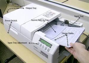 The Optical Mark Reader