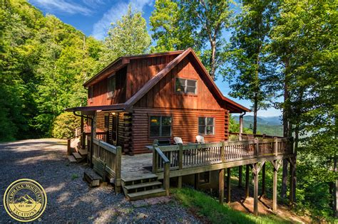 cabins in carolina s nest log cabin vacation rental nc info by carolina