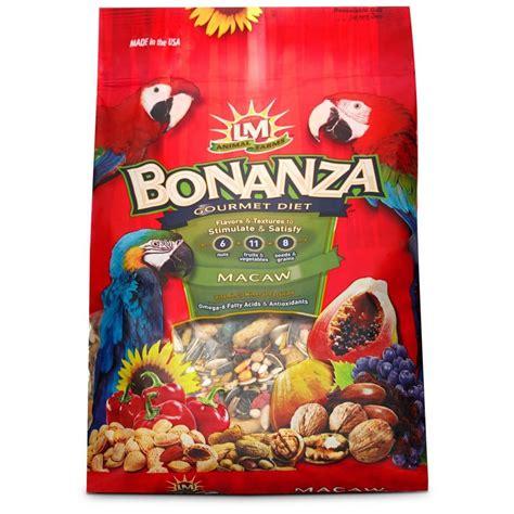 lm cuisine l m farms lm farms bonanza macaw gourmet