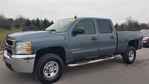 Sold  2009 Chevrolet Silverado 2500 Hd Crew Cab4x4 Duramax