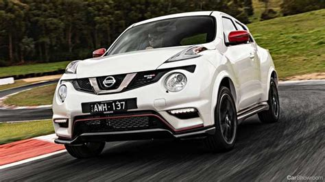 news nissan juke nismo rs lands  kw