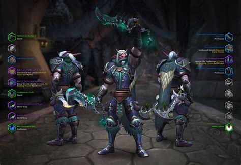 rogue transmog leather comments transmogrification