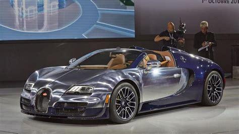Bugatti Veyron Grand Sport Vitesse Ettore Bugatti Special