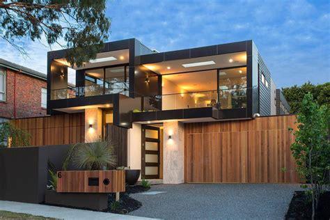 bold square shapes   exterior  contemporary interior design define  black rock
