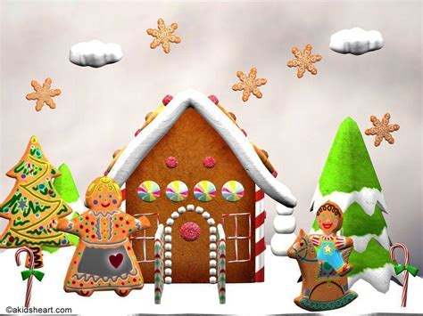 Wallpaper Gingerbread House by Gingerbread Wallpapers Wallpaper Cave