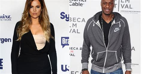 Khloe Kardashian ex Lamar Odom DROPPED from the New York ...