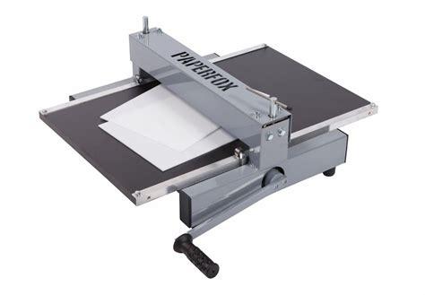 paperfox ha rotary die cutting machine die cutter machine