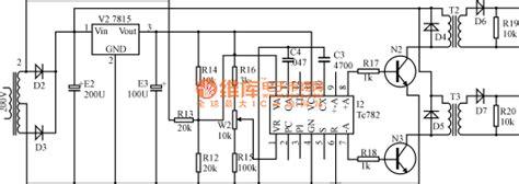 The Anti Parallel Bridge Scr Trigger Circuit Control