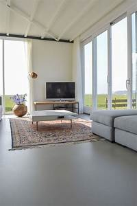 70, Beautiful, Concrete, Floor, Ideas, For, Your, Home, 20