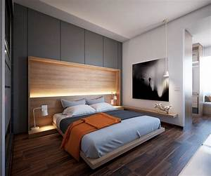 Stunning, Bedroom, Lighting, Design, Which, Makes, Effect, Floating, Of, The, Bed