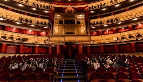 realidad virtual: El Teatro Real ofrece una visita de 360º ...