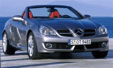 slk 200 r171 mercedes slk als gebrauchtwagen erfahrungen autozeitung de