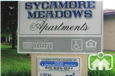 dekalb county section 8 waiting list sycamore meadow apartments in sycamore il