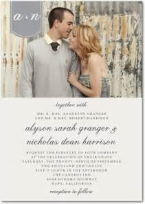 bridesmaid announcement top 5 photo wedding invitations to set the mood for your big day