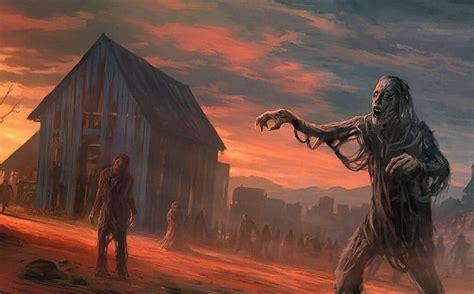zombie books read zombies horror am nerd slow nerdmuch