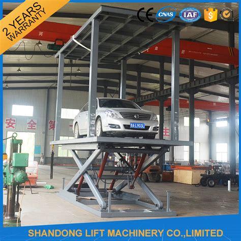 garage hydraulic car lift used hydraulic garage auto lift scissor car lift buy hydraulic auto lift scissor car lift used