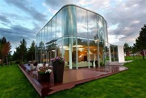 Stunning Modern Glass Houses That Beling In The Storybooks