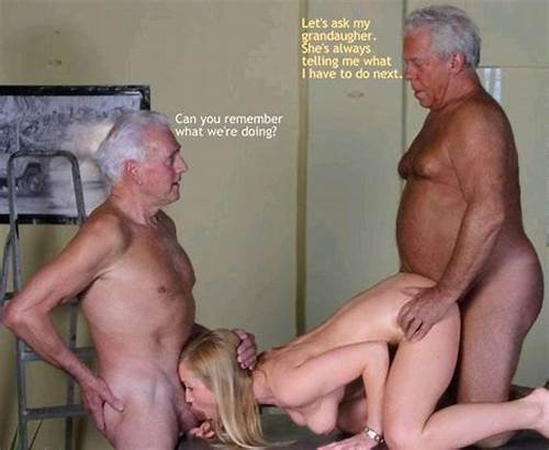 Junior Teen Sex Large Baby Drilled Bald Grandpa #Jr #Daughter #Pussy