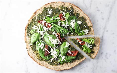 p 194 te 192 pizza sans gluten au chou fleur sarrasin en vert et contre tout