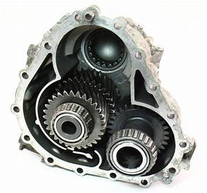 Transmission Tail Shaft End Gears 04