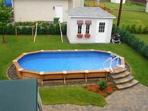 Piscine Hors Sol 4x2 : piscine hors sol bois nortland piscine hors sol bois bahia first 6 70 x 4 00 m h 1 30 m liner ~ Melissatoandfro.com Idées de Décoration