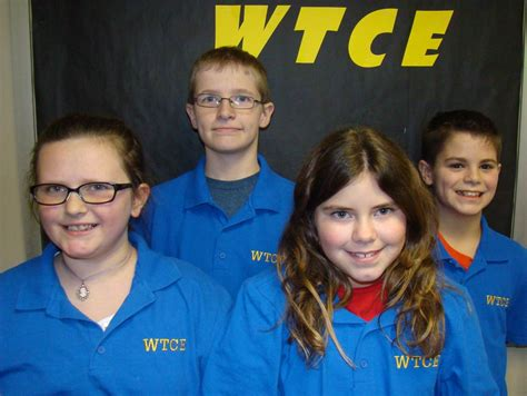 wtce mornings news tri central elementary school