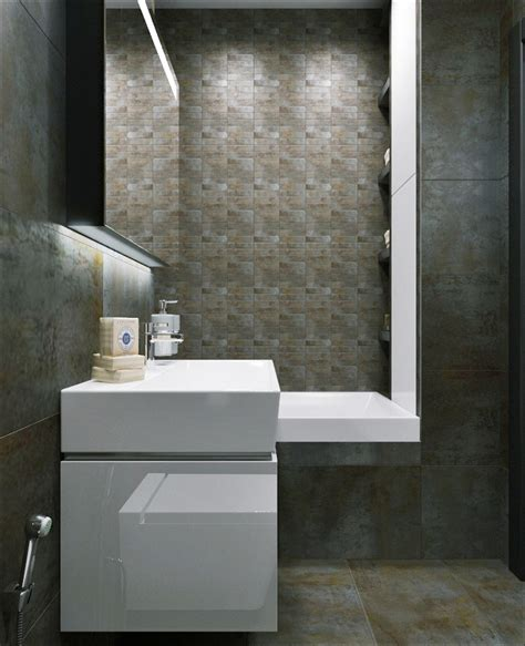 unique bathroom tile ideas 3 small apartments that rock uncommon color schemes with