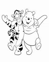 Coloring Pages Friends Friend Popular sketch template