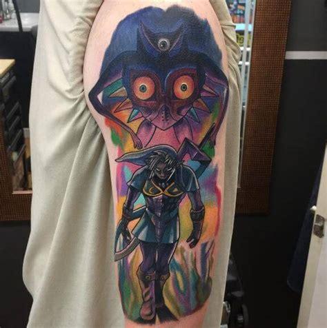 legend  zelda tattoos ideas  triforce designs