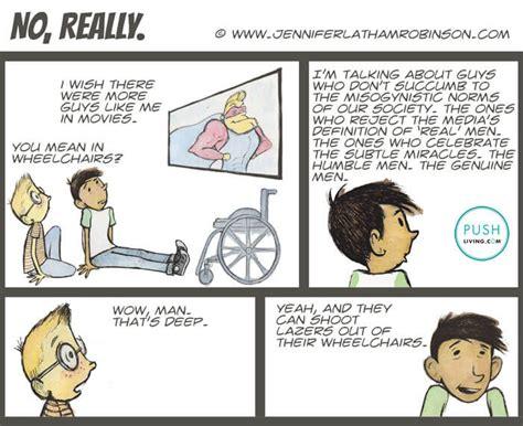 Actors In Wheelchairs
