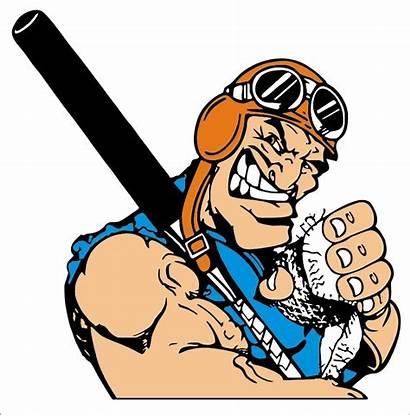 Clipart Softball Cartoon Baseball Clip Cliparts Bats