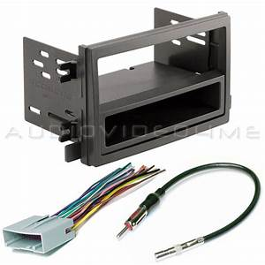 Ford Transit Connect Van Radio Mount Car Stereo Dash Install Kit Harness Adapter